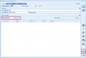 Optima bilans otwarcia formularz